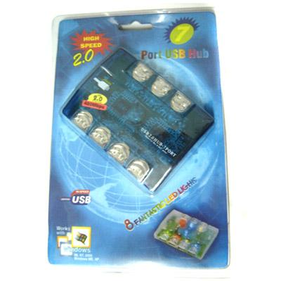 USB HUB 7 ports 2.0 with power T1050