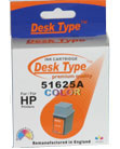 compatible Ink HP C6625A