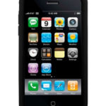 TECHNAXX Silicone Full Cover Case for iPhone 3G/3GS Black