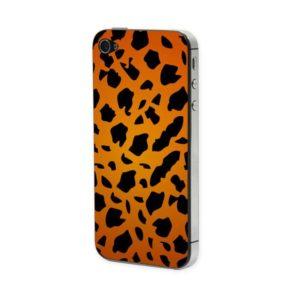 Προστατευτικό Αυτοκόλλητο για iPhone 4/4S ( Leopard)