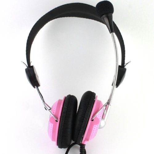 headsets ovleng ov-l8015mv for computer with microphone