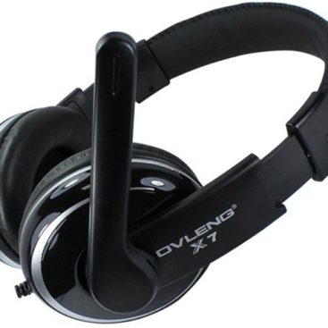 headsets ovleng x-7 for computer with microphone