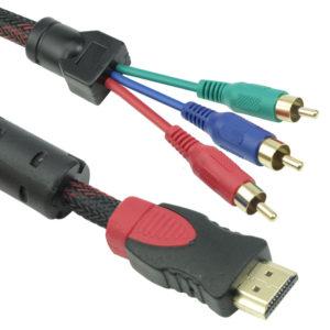 cable detech hdmi- rca