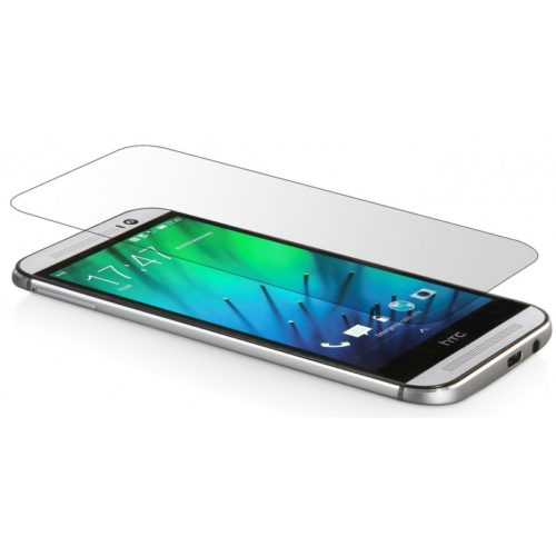 glass protector detech tempered glass for htc (one)