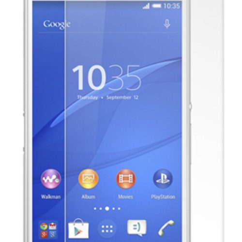 glass protector detech tempered glass for sony xperia mini /compact