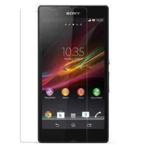 glass protector detech tempered glass for sony xperia (z3+dual)/ neo