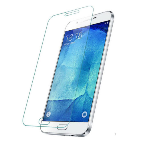 glass protector detech tempered glass for samsung galaxy a8/ a8000