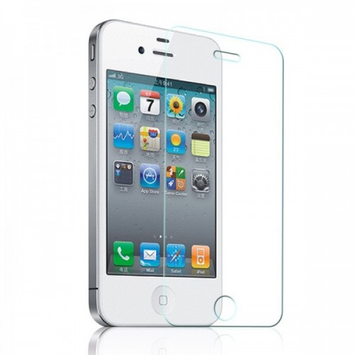 glass protector detech tempered glass for iphone 0.4 mm