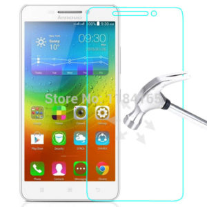 glass protector detech tempered glass for lenovo a5000