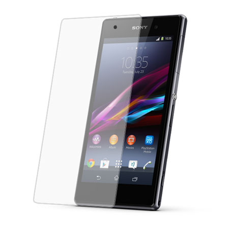 glass protector detech tempered glass for sony xperia mini