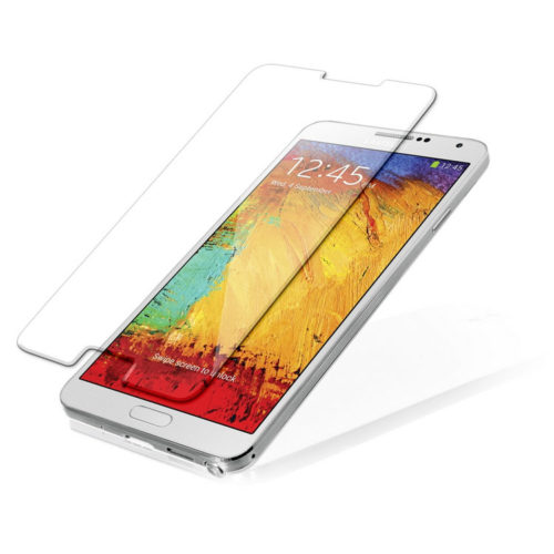 glass protector detech tempered glass for samsung note neo n7505