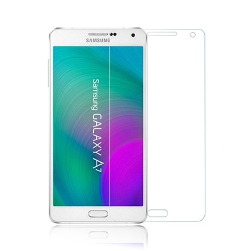 glass protector detech tempered glass for samsung a7