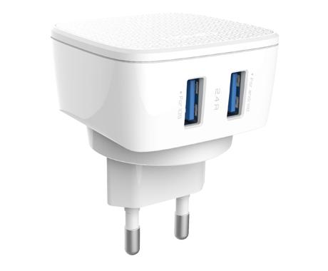 network charger ldnio dl-ac63 dc12-24v 5v/2