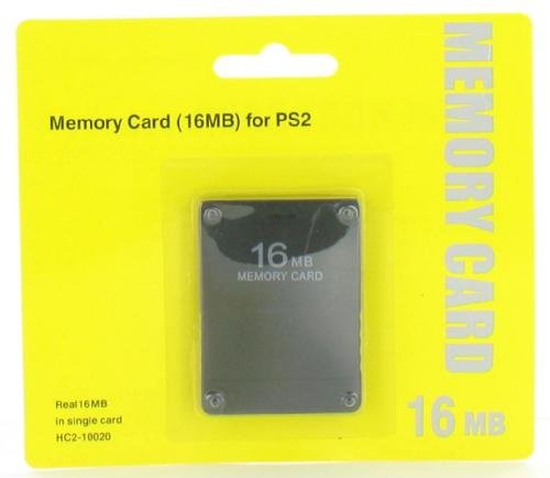 16MB Memory Card for Playstation 2