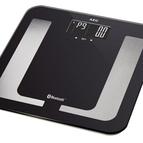 AEG 8in1 Diagnostic scale with Bluetooth und App PW 5653 BT (black)