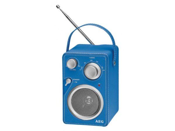AEG Design Radio MR 4144 Blue