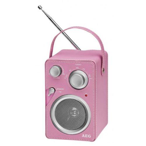 AEG Design Radio MR 4144 Pink