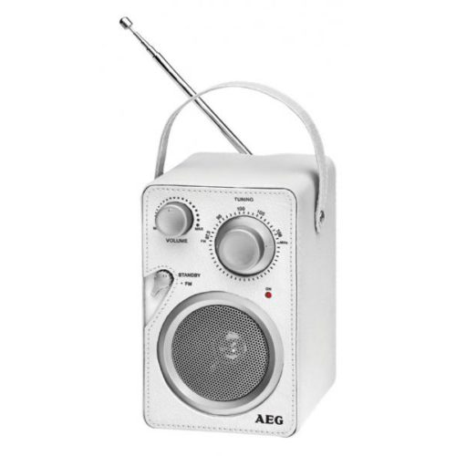AEG Design Radio MR 4144 White