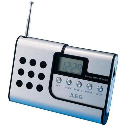 AEG Digital Travelling Radio DRR 4107