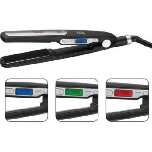 AEG Hair straightener HC 5585 black