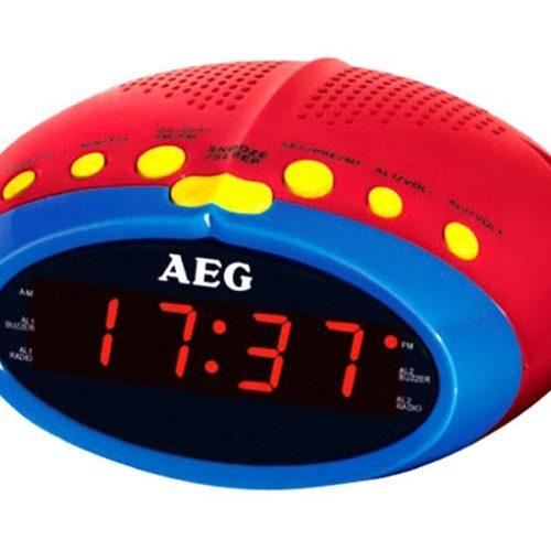 AEG MRC 4143 Clock radio color