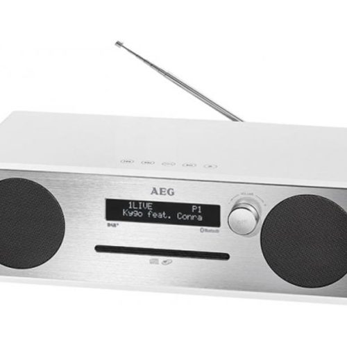 AEG Stereo-Music Center with Bluetooth