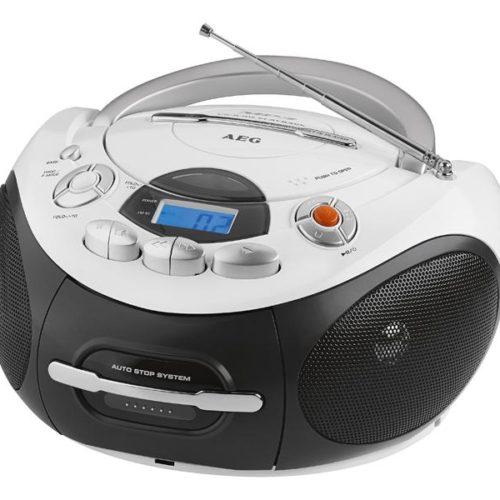 AEG Stereo Radio SR 4353 CD