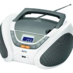 AEG Stereo Radio SR 4358 CD