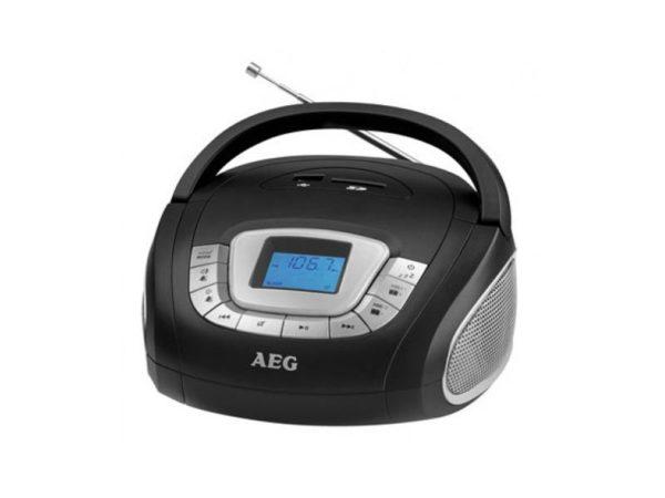 AEG Stereo Radio SR 4373 SD
