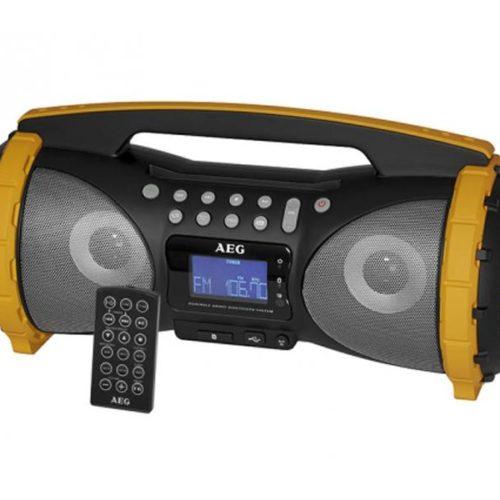 AEG Stereo Radio Soundbox AUS