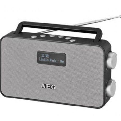 AEG Stereoradio DAB+ 4153 (black)