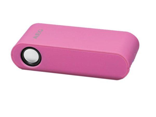 AEG Wireless Induktion Stereo Speaker LBI 4719 (Pink)