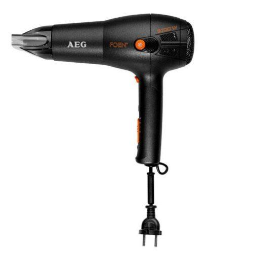 AEG hairdryer HT 5650 black 2100 watt folding