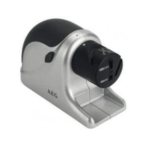 AEG knife and scissor grinder MSS 5572 Silver-Black