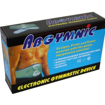 AbGymnic Lose-Your-Belly-Belt XXL incl. 100ml gel