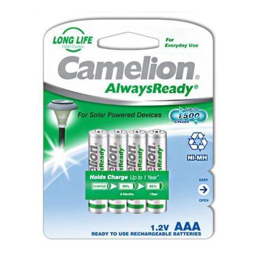 Akku Camelion AlwaysReady Micro AAA 600mA (4 pcs.)