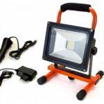 Arcas 20 Watt LED Flood Light rechargeable (Orange)