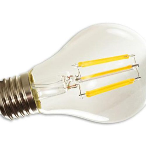 Arcas LED Light Filament 6 Watt (=60W) Warm-White 3000K E27 (800 Lumens)