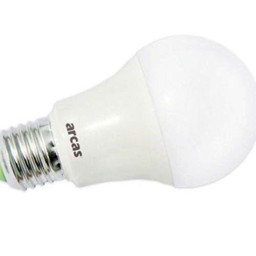 Arcas LED saving-lamp 12 Watt (=75W) Warm White 3000K E27 (1055 Lumens)