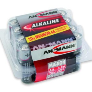 Batterie Ansmann Alkaline Mignon AA (20 pieces Box)