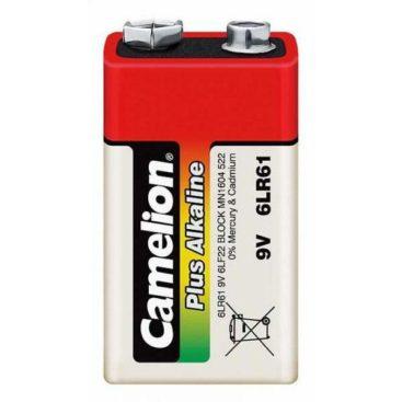 Batterie Camelion Alkaline 9V (1 piece)