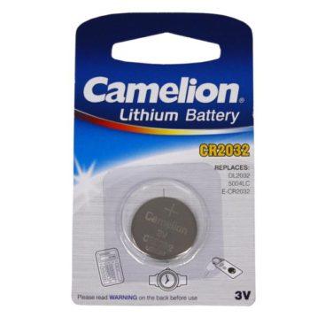 Batterie Camelion Lithium CR2032 (1 Pcs)
