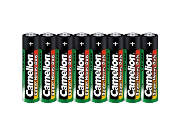 Batterie Camelion R03 Micro Aaa 8 Pcs Value Pack