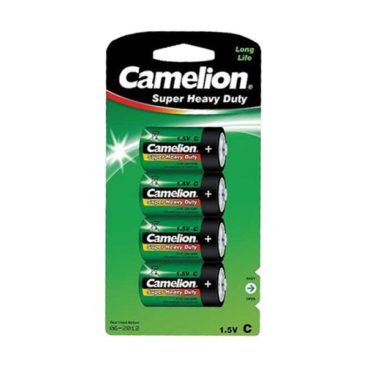 Batterie Camelion Super Heavy Duty R14