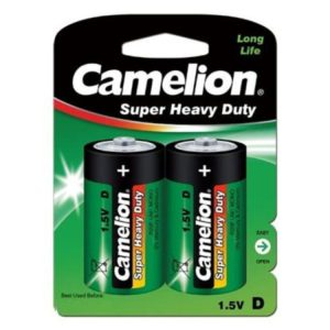Batterie Camelion Super Heavy Duty R20