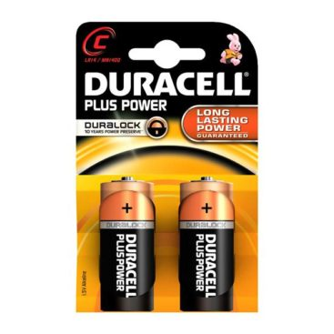 Batterie Duracell Plus Power MN1400