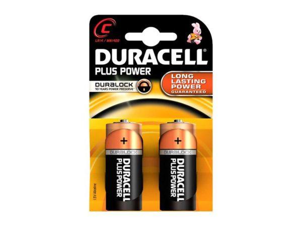 Batterie Duracell Plus Power MN1400