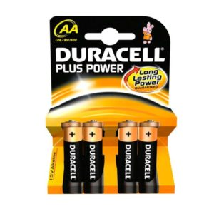 Batterie Duracell Plus Power MN1500