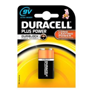 Batterie Duracell Plus Power MN1604
