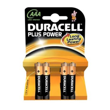 Batterie Duracell Plus Power MN2400